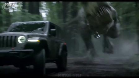 超级碗汽车广告   Jeep牧马人:侏罗纪