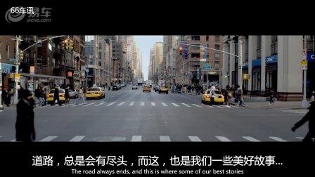 超级碗汽车广告 | Jeep自由光:道路