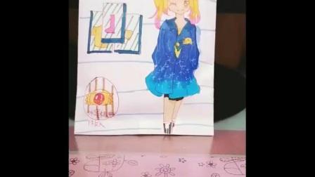 『阿离原创』自制抽包~虹野梦封面~感谢订阅哦(´-ω-`)