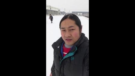 20180207005043下雪了 朱坤 自拍