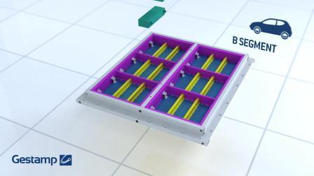 海斯坦普技术:电池盒 GESTAMP_BATTERY_BOX