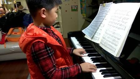拜厄钢琴基础练习 第35条 多多