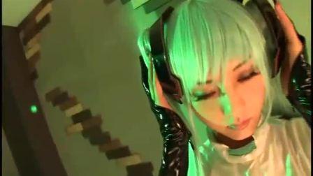 初音未来cosplay