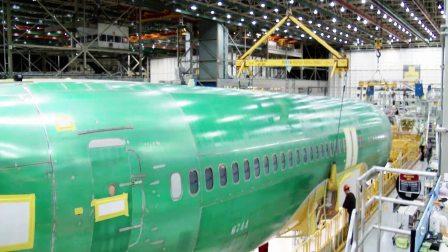 737 MAX 7快速组装(PTQ)视频