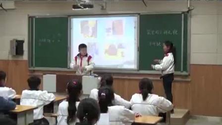 小学品德三年级《家里的文明礼貌》教学视频,潘桂梅