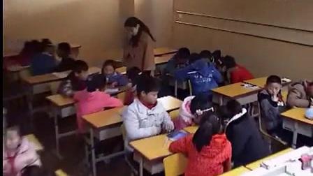 小学品德三年级《规则有什么用》教学视频,郝海英