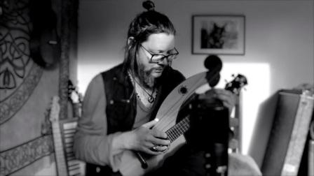 竖琴尤克里里即兴曲-行云流水般的中国风-ukulele