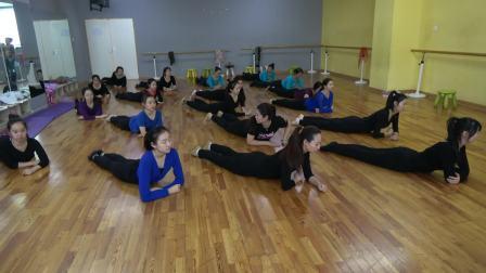 2018-02-05 北京舞蹈学院中国舞教师资格证四、五考级培训(三)