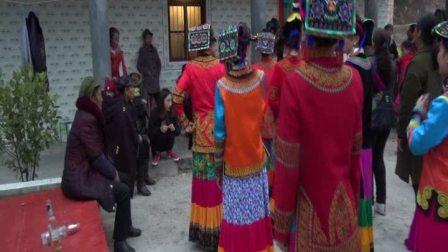 2018年1月25日阿木布合和阿衣拉卡上集彝族婚礼视频原创石棉县影音摄像工作室