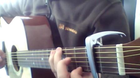 生日快乐 指弹 吉他独奏
