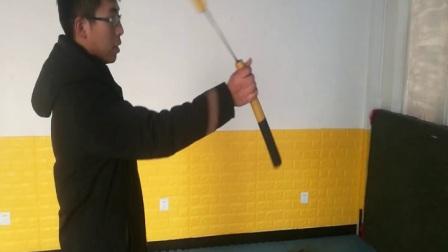 华夏双节棍网络教学第七课:直舞花