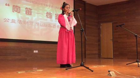 陶笛独奏 - 孤独的牧羊人 - 陶埙协会2018年新年音乐会