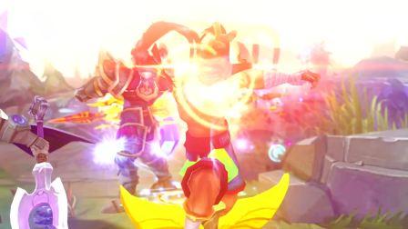 我是选手04:钢铁侠EZ人工智能!Fury完美收割四杀