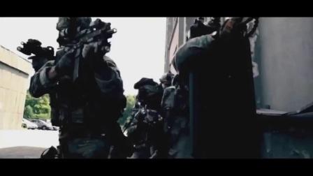 【部队MV】法国特种部队、警队训练作战片段剪辑