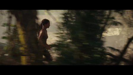 《古墓丽影: 源起之战》曝游戏混剪视频 片段逐帧对比神还原