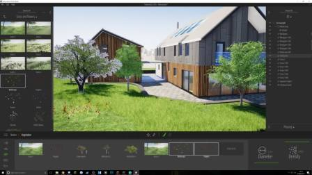 Using Vectorworks with Twinmotion 2018 - Showcase & Tutorial