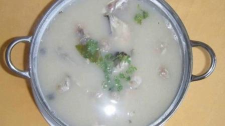 70岁退休御厨做了30年的羊汤,汤白如奶香气扑鼻,喝汤泡饼更带劲