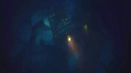 """""""鲨海""""逃生,差点看出深海幽闭症来"""