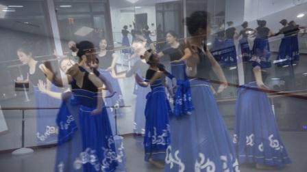 蒙族舞《东泉》 天津舞蹈培训