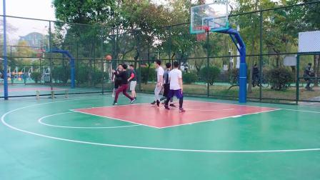 二沙岛篮球场