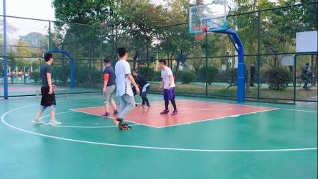 农历年最后一场篮球