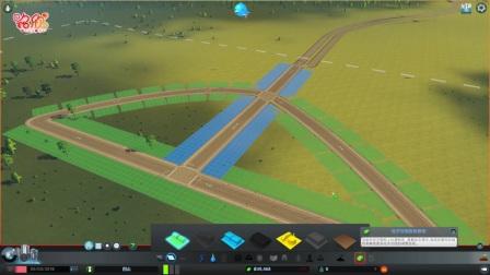 城市天际线模拟经营试玩实况解说和模拟城市一样好玩【铭欣酱】