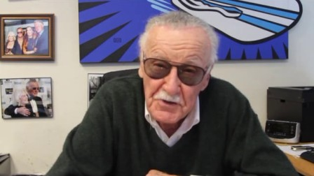 Stan Lee Shoutout to China