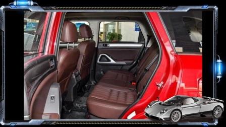 全国首台北汽昌河版Q7到达4S店 自主品牌中大型豪华SUV真的来了