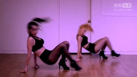 性感高跟鞋黑丝热舞诱惑