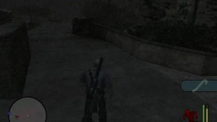 侠盗猎魔manhunt 第6关6-3 大哥你在那瞄了半天,瞄谁呢