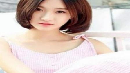 小脸女生短发图片清新可爱更减龄