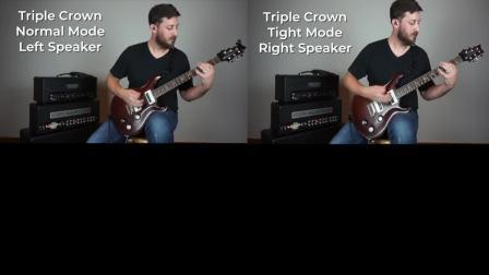 Mesa Triple Crown vs  Dual Rectifier - Hard Rock and Metal