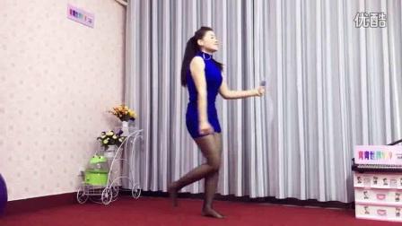 青青世界广场舞 DJ步子《不做你幸福的玫瑰》附背面 原创杨丽萍_高清