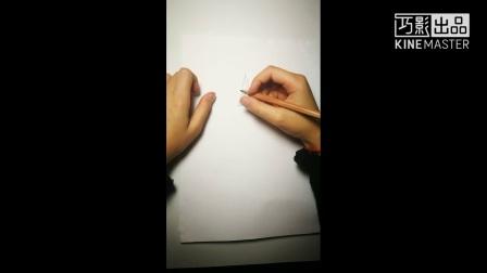 手把手教大家如何绘画阿菲尔铁塔《枫叶飘飘飞呀飞》制作 友情出演《如果星星开满树》