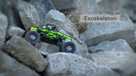 Losi Night Crawler SE 4WD 攀爬车