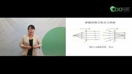 22. 球面透镜(像方焦点和焦距)
