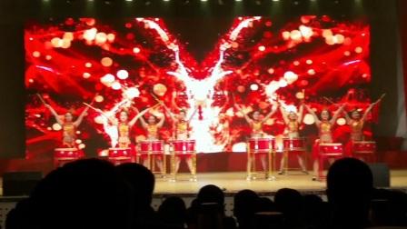 宣化区2018军民联欢晚会  薛刚舞蹈培训中心  开场舞【瑞雪兆丰年】