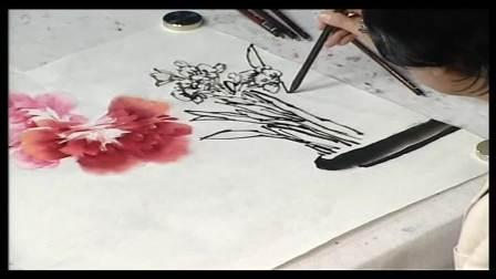 20181736658716 初学工笔画教程视频教程全集 中国画颜料高级中国画