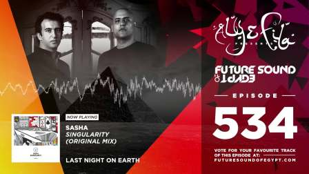 Future Sound of Egypt 534 with Aly & Fila
