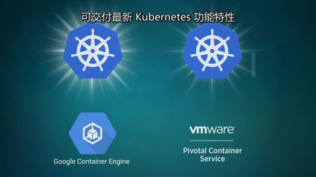 VMware Pivotal Container Service产品介绍(1)
