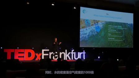 The Wave Energy Poker _ Inna Braverman _ TEDxFrankfurt