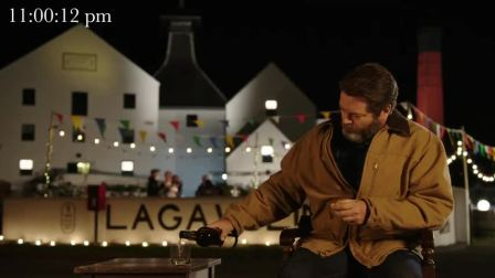 Lagavulin - Nick Offerman~s New Year~s Eve