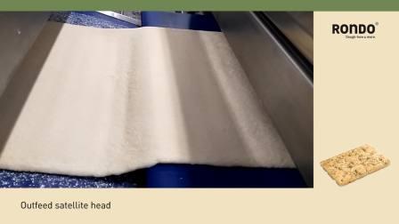 RONDO瑞士龙都 Focaccia全自动面包生产线_ASTec