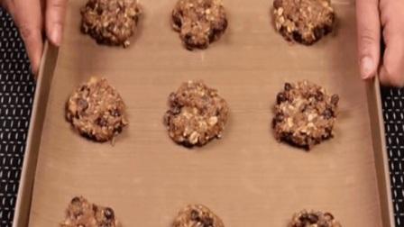 教你做美味的曲奇饼干,制作方法真的是简单