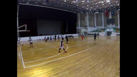 2018-2-11周南篮球队练习赛4