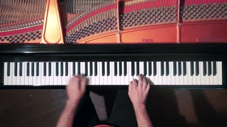Erik Satie _3 Gymnopédies_ Paul Barton_ FEURICH piano