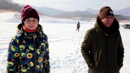冬游松花湖【兴阁影视工作室】