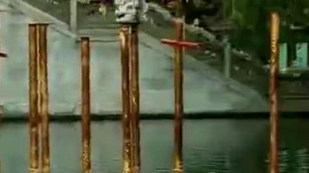 春节舞师表演片段