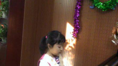 郑州小学生钢琴演奏《西班牙小夜曲》