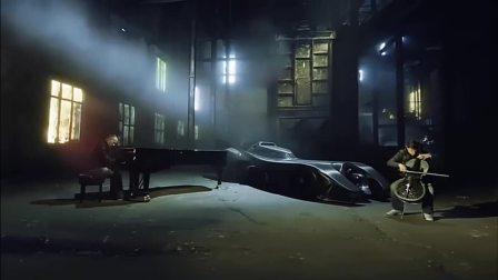 hd - 蝙蝠侠进化史